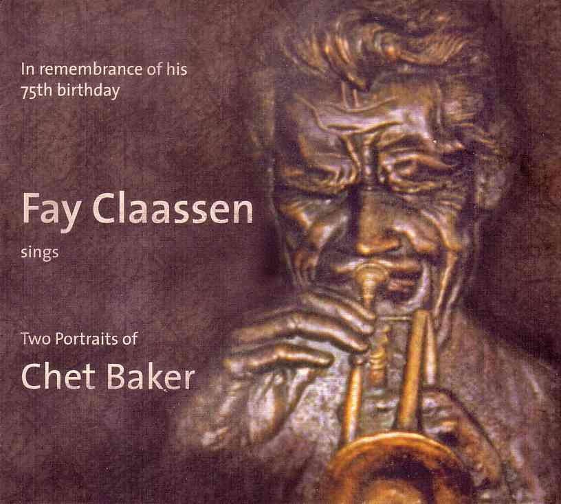 Two Portraits of Chet Baker