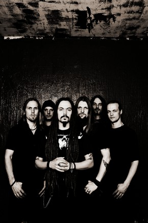 Amorphis / Swallow The Sun / Insomnium