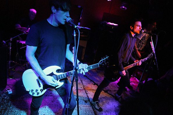 Anti-Flag / The Homeless Gospel Choir / Trophy Eyes / Red City Radio