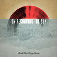 On Recording the Sun