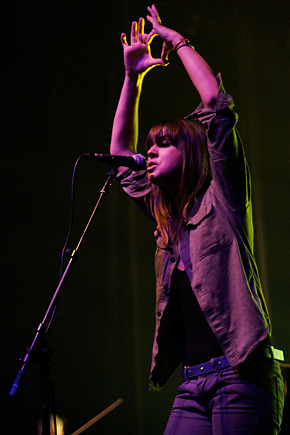 Cat Power with The Memphis Rhythm Band