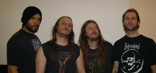 Entombed / Mother Misery