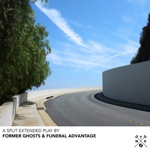 A Split Extended Play by Former Ghosts & Funeral Advantage