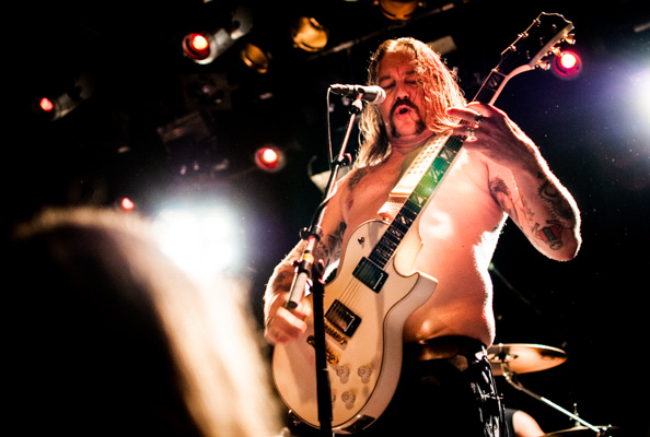High on Fire / Conan
