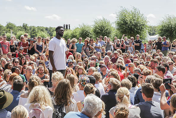 Welcome to the Village 2016: De zondag