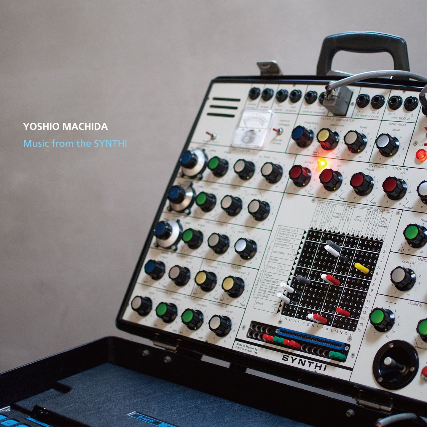 Music from the SYNTHI