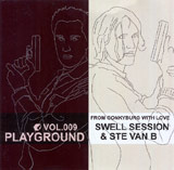 Playground 9 by Swell Session & Ste Van B