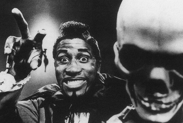I.M. SCREAMIN' JAY HAWKINS (1929 - 2000)