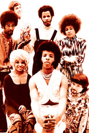 Sly & The Family Stone / Mo & Grazz Live Band / Rhythm Junks
