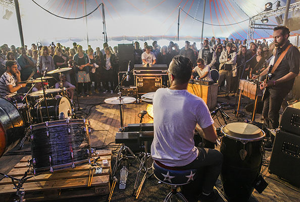 Welcome to the Village 2016: de zaterdag